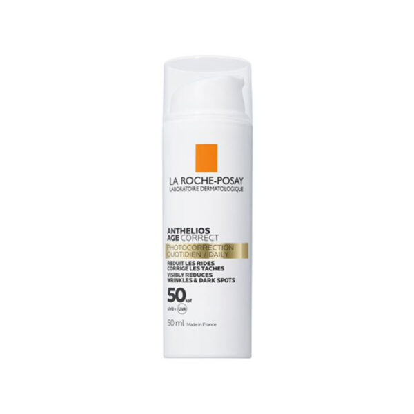 La Roche Posay Anthelios Age-Correct krema proti staranju kože ZF50, 50 ml