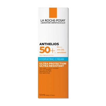 La Roche Posay Anthelios Ultra Comfort krema za obraz ZF50+, 50 ml