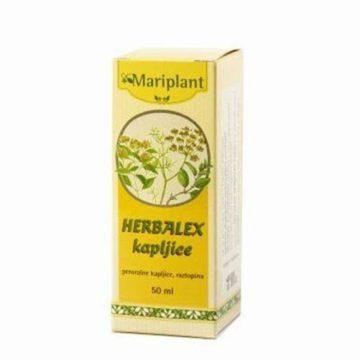 Mariplant Herbalex kapljice, 50 ml