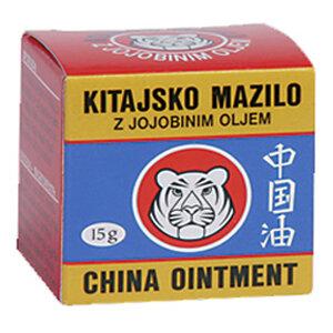 Mioba kitajsko mazilo za masažo, 15 g