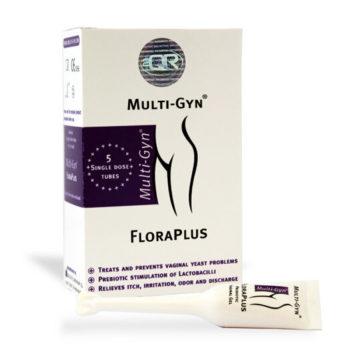 Multi-Gyn FloraPlus, 5 x 5 ml