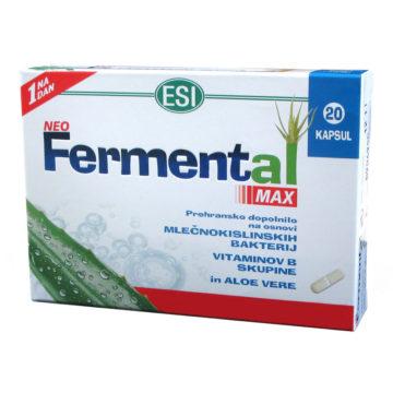 Neo Fermental Max, 20 kapsul