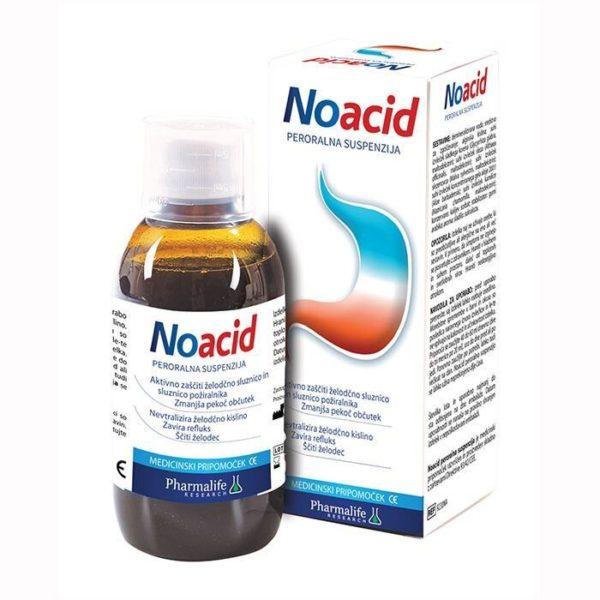 NoAcid peroralna suspenzija, 200 ml
