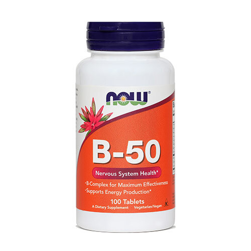 Now B-50 tablete, 100 tablet