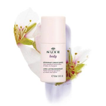 Nuxe Body deodorant z dolgotrajnim delovanjem