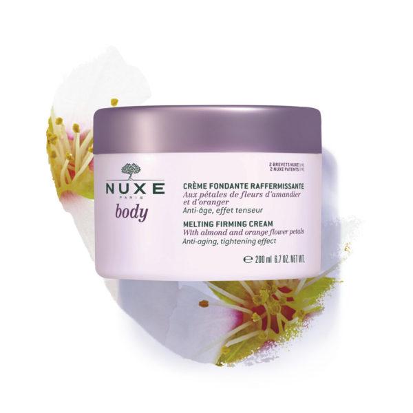 Nuxe Body Fondant intenzivna učvrstilna krema za telo, 200 ml
