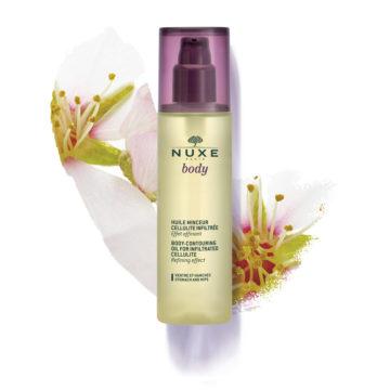 Nuxe Body oblikovalno olje za infiltriran celulit, 100 ml