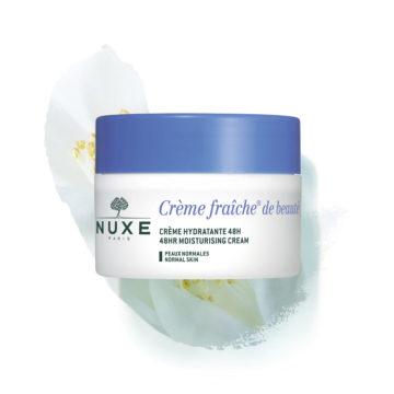 Nuxe Crème Fraîche de Beauté 48-urna vlažilna krema, 50 ml