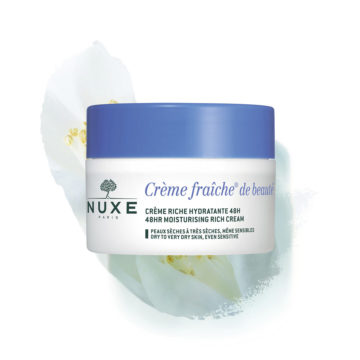 Nuxe Crème Fraîche de Beauté 48-urna vlažilna obogatena krema, 50 ml