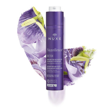 Nuxe Nuxellence Detox anti-age nočni serum, 50 ml