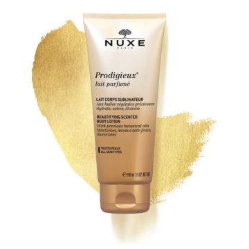Nuxe Prodigieux Lait Parfum dišeče mleko za telo, 200 ml