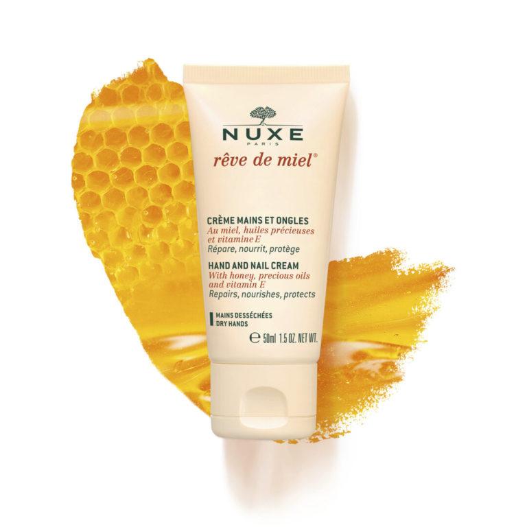 Nuxe Reve De Miel krema za roke in nohte, 50 ml