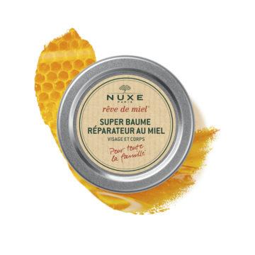 Nuxe Reve De Miel medeni balzam v lončku, 40 ml