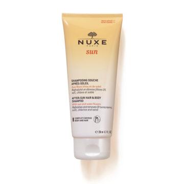 Nuxe Sun šampon za po sončenju, 200 ml