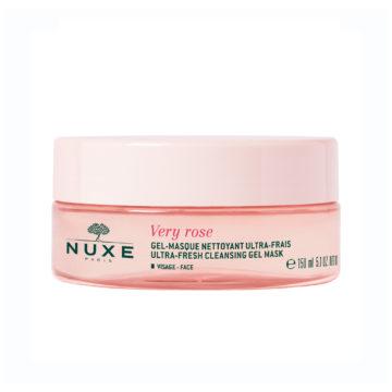 Nuxe Very Rose osvežilna gel maska