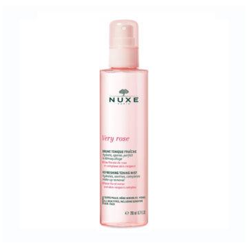 Nuxe Very Rose osvežilno poživljajoče pršilo