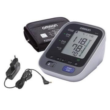 Omron M6 AC avtomatski nadlaktni merilnik krvnega tlaka