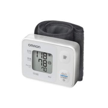 Omron RS2 avtomatski zapestni merilnik krvnega tlaka