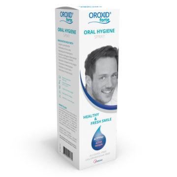 Oroxid Forte oralno pršilo, 100 ml