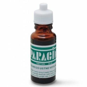 Paragin oralna tinktura, 20 ml steklenica