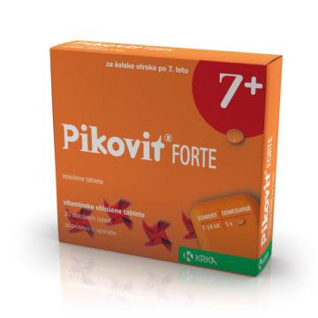 Pikovit Forte obložene tablete, 30 obloženih tablet