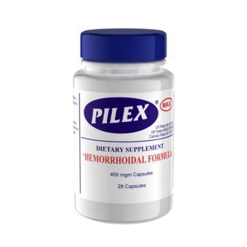 Pilex kapsule, 28 kapsul