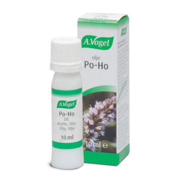 Po-Ho olje za inhalacijo, 10 ml