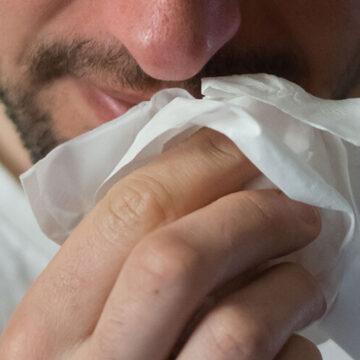 Do zdravja z rednim čiščenjem nosu