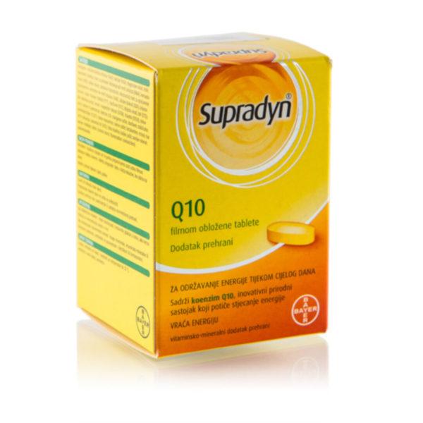 Supradyn Q10, 30 filmskih tablet