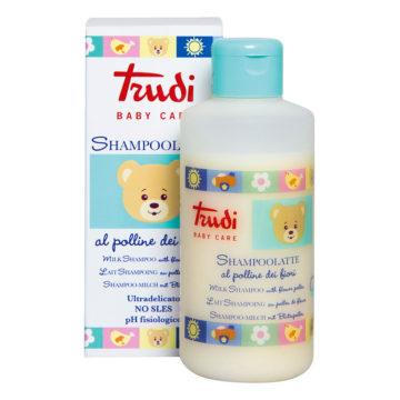 Trudi šampon-mleko s cvetnim prahom 250 ml