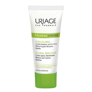 Uriage Hyseac 3-Regular emulzija, 40 ml
