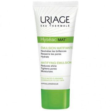 Uriage Hyseac matirajoča emulzija, 40 ml