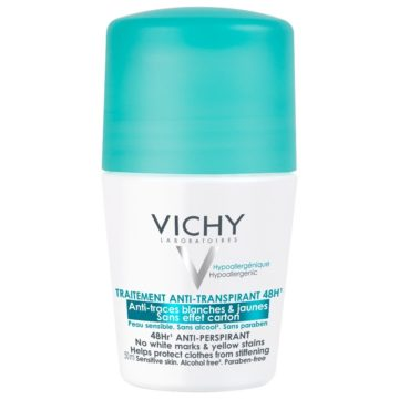 Vichy Anti-Traces roll-on dezodorant, 50 ml