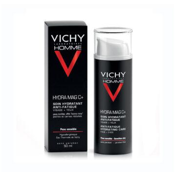 Vichy Homme Hydra Mag C+ vlažilna krema