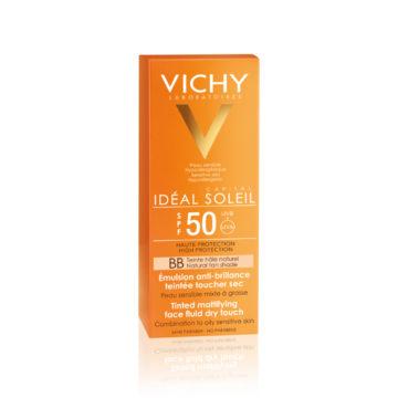 Vichy Capital Soleil obarvani fluid