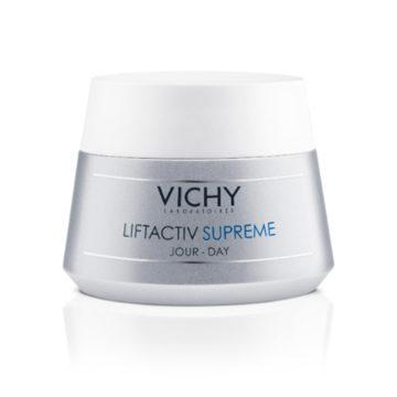 Vichy Liftactiv Supreme dnevna krema za suho kožo, 50 ml