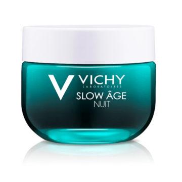 Vichy Slow Age nočna krema za obraz, 50 ml